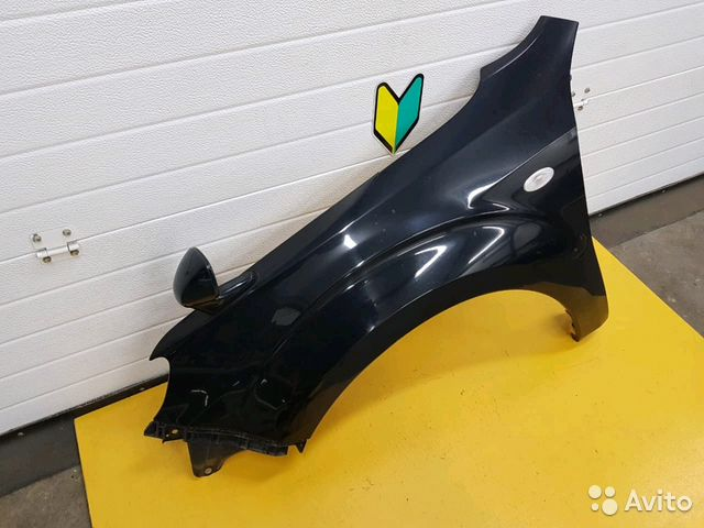 Крыло переднее левое Subaru Forester, SH5, EJ20 89625003353 купить 2