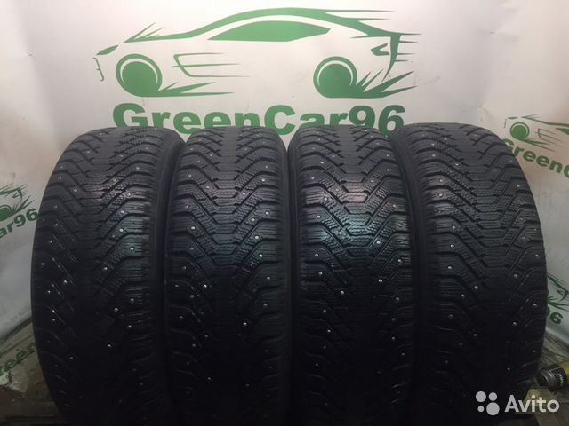 245/65 R17 Goodyear UltraGrip 500 4шт— фотография №1
