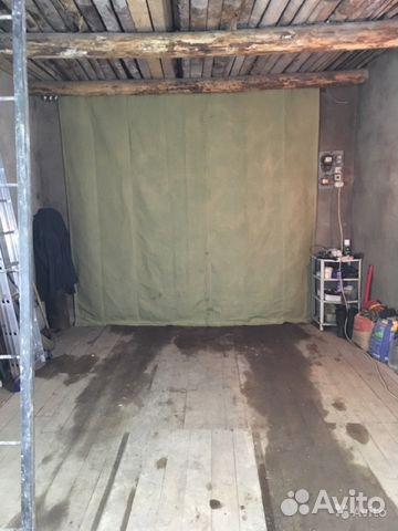 Брезентовые шторы в гараж купить в кирове купить гараж в воскресенском районе красный холм