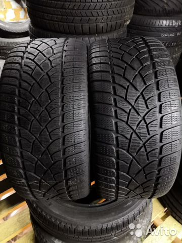 89211101675 Dunlop Winter sport 3D 275/35/R20 (2шт)