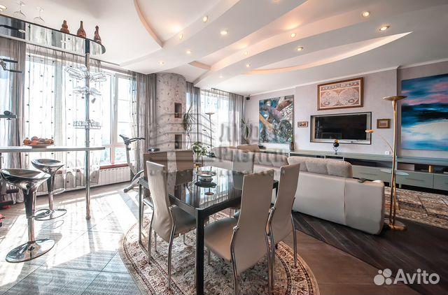 Продается трехкомнатная квартира за 28 900 000 рублей. Кочновский проезд, 4к2.