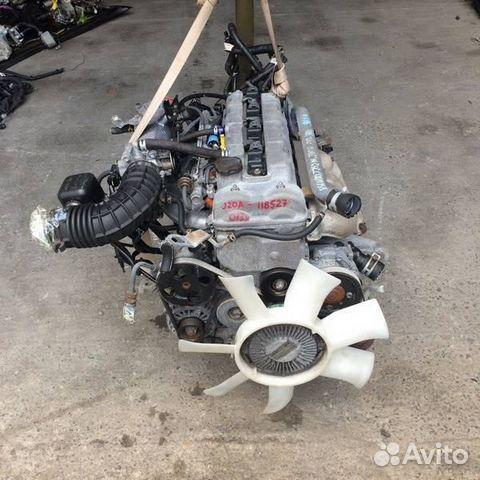 Двигатель J20A 2 0L Suzuki SX-4 Vitara