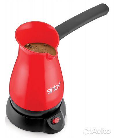 89061815336 Новая электрическая беспроводная кофеварка-турка