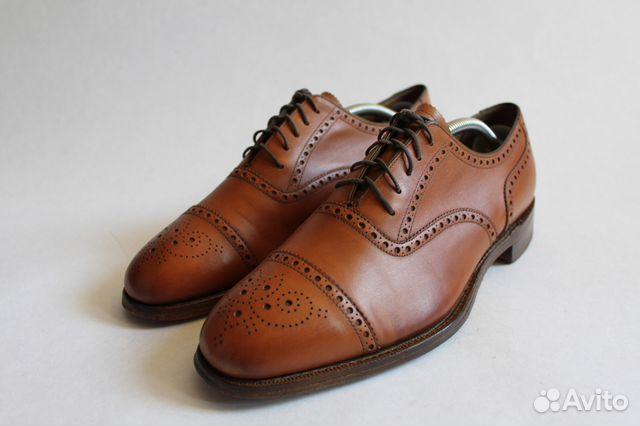 313d9ed7 Английские мужские туфли/ботинки 41 размер   Festima.Ru - Мониторинг ...