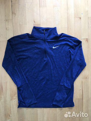 05ffd0fc0dd Кофта спортивная Nike Running купить в Москве на Avito — Объявления ...