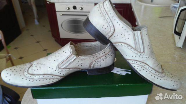 Туфли Кожа Carnaby 89385360054 купить 4