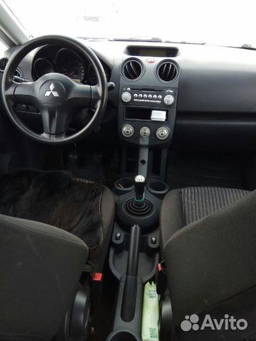 Купить Mitsubishi Colt пробег 126 000.00 км 2008 год выпуска