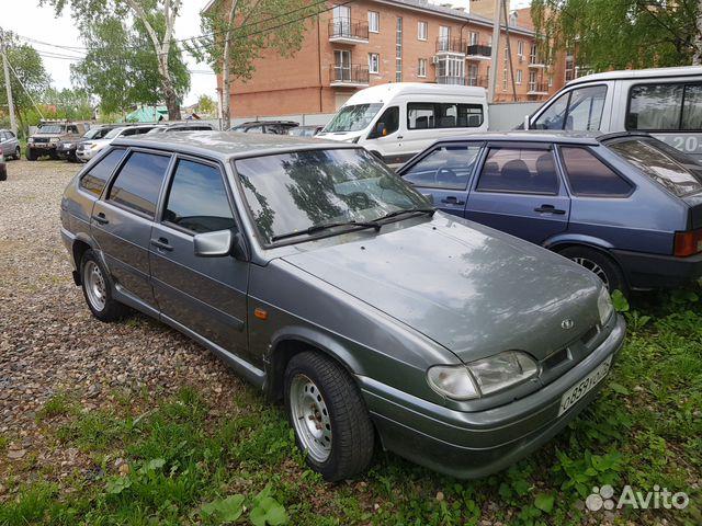 Купить ВАЗ (LADA) 2114 Samara пробег 125 000.00 км 2009 год выпуска