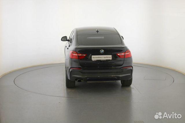 Купить BMW X4 пробег 20 246.00 км 2015 год выпуска