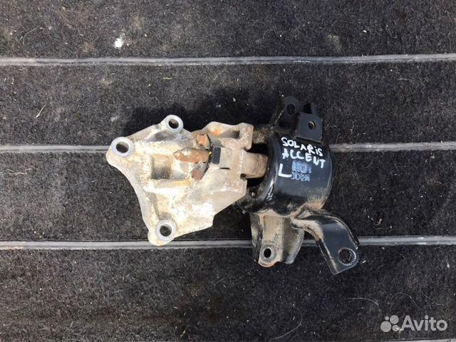 89026196331 Подушка двигателя левая Hyundai Solaris 1 1.6 2013