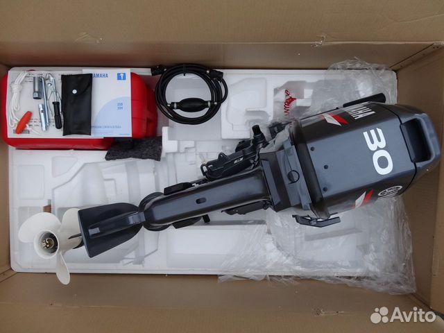 Лодочный мотор Ямаха 30 (Yamaha 30 Hwcs) 89153779717 купить 9