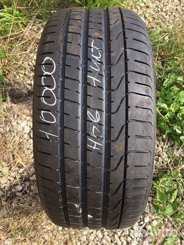 89211101675 265/40 R21 Pirelli pZero