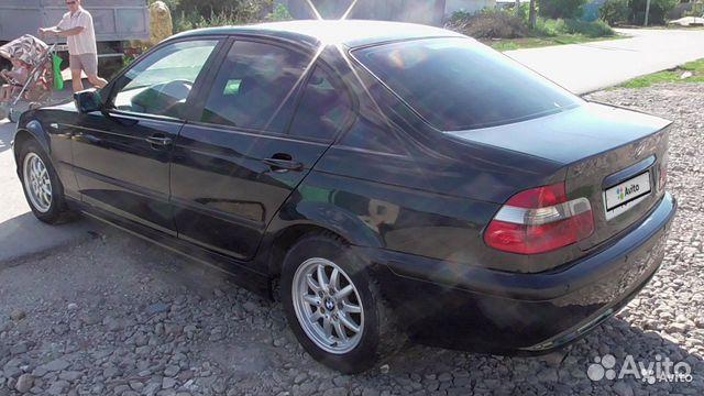 BMW 3 серия, 2003 89880408539 купить 2