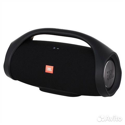 Новая Беспроводная акустика JBL Boombox хаки черна 89874729154 купить 6