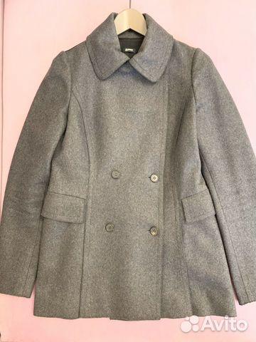 Пальто Jil Sunder Navy  89196348767 купить 2