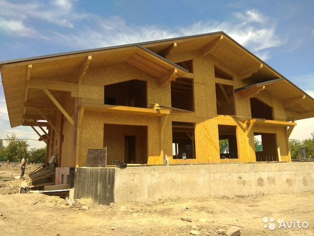 Construction of houses 89114558028 buy 2