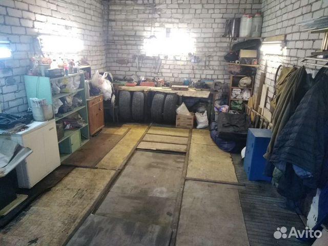 30 м² в Петрозаводске> Гараж, > 30 м² 89114175582 купить 3