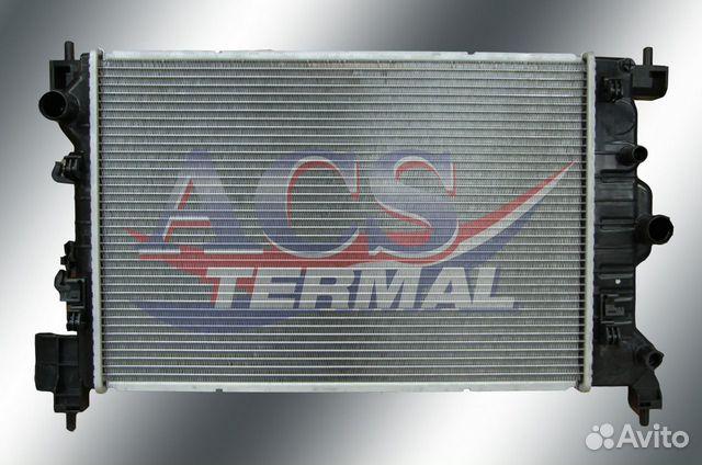 89190333000 Радиатор охлаждения Chevrolet Aveo T300 2012-2015