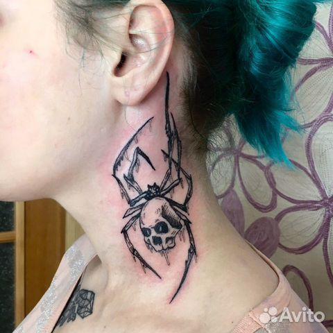 Татуировка и пирсинг 89116452874 купить 1