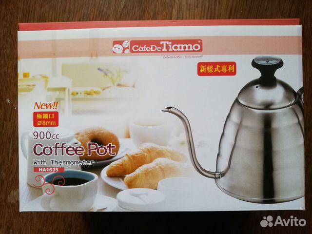 Чайник Tiamo 89107664630 купить 3