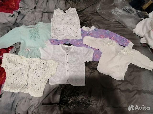 Вещи для девочки от 50 до 62 размера купить 5