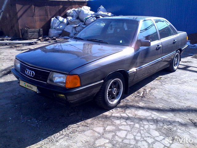 Audi 100, 1984 купить в Воронежской области на Avito ...