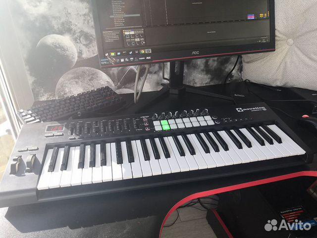 Миди Клавиатура Novation launchkey49