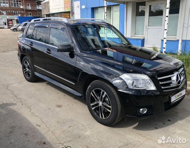 Mercedes-Benz GLK-класс, 2009 89036923809 купить 1