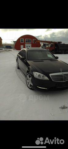 Mercedes-Benz S-класс, 2009 89058262684 купить 4