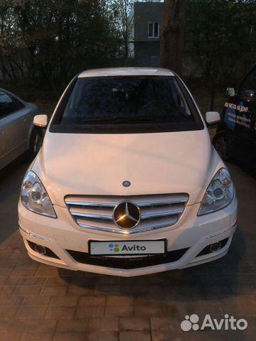 Mercedes-Benz B-класс, 2009 89097924129 купить 2