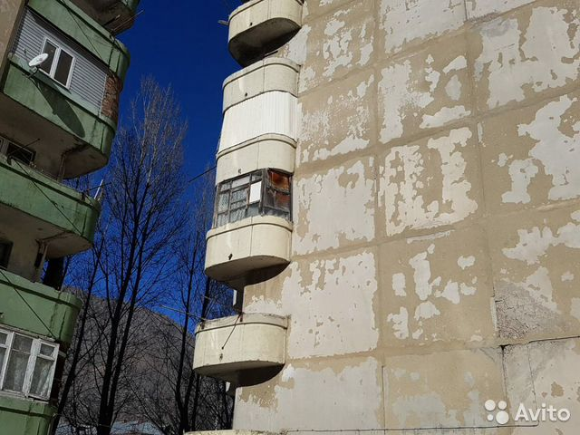 3-к квартира, 68 м², 3/9 эт. 89674221258 купить 2