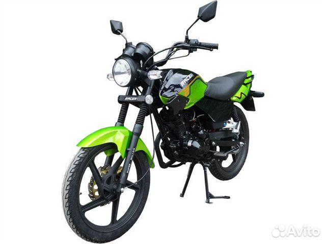 Мотоцикл Racer Tiger RC150-23
