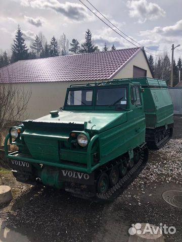Снегоболотоход Volvo BV 202 NF1 89116206283 купить 1
