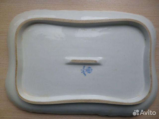 Фарфор Кузнецова 19 век 9 предметов  89532541529 купить 5