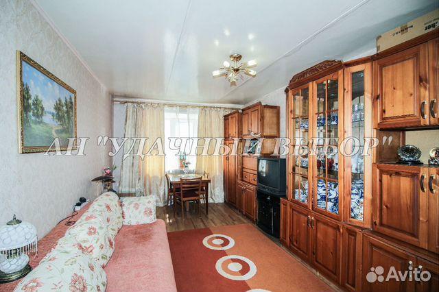 3-к квартира, 61.9 м², 5/5 эт. 89046550519 купить 1