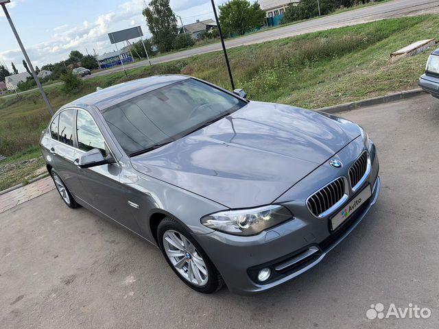 BMW 5 серия, 2014 89100408254 купить 5