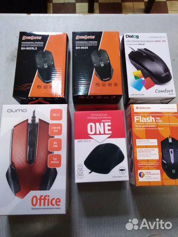 Проводные компьютерные мыши 89517492544 купить 1