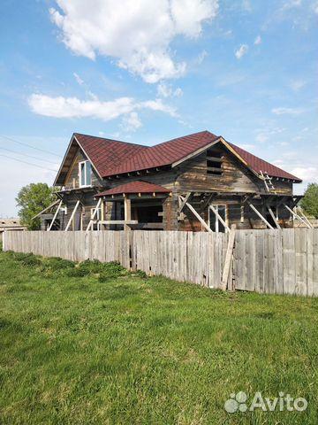 Дом 200 м² на участке 6 сот. 89029131442 купить 6