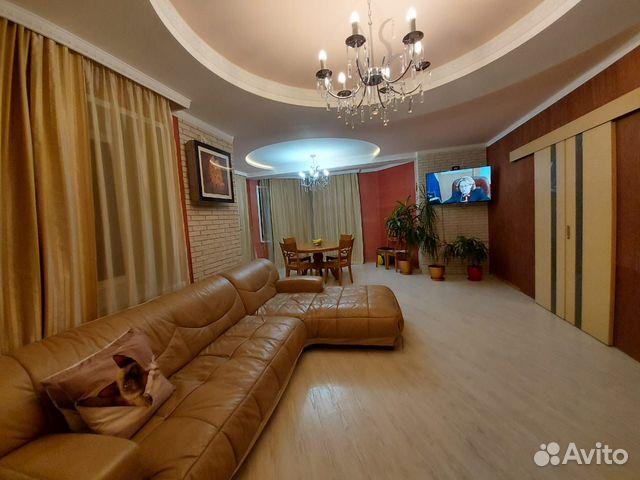 3-room apartment, 100 m2, 2/5 floor. buy 1