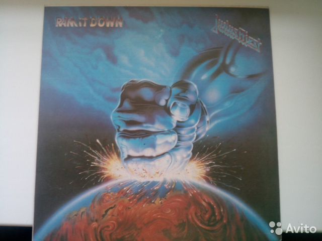 Judas Priest - Ram it Down  89178353407 купить 1