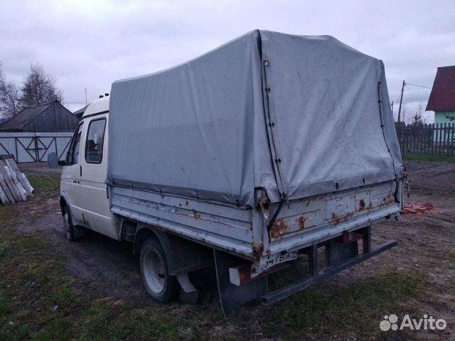 ГАЗ ГАЗель 33023, 2002 купить 2