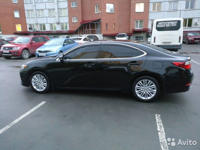 Lexus ES, 2013 купить 1
