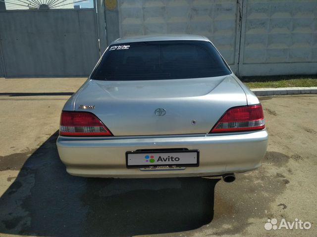 Toyota Cresta, 1997 купить 4