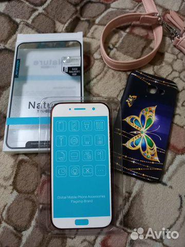 Телефон Samsung А5 (2017) gold  89045848954 купить 8