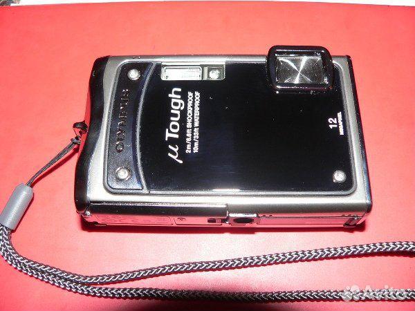 Olympus m tough- 8000, waterproof. 12 Мп