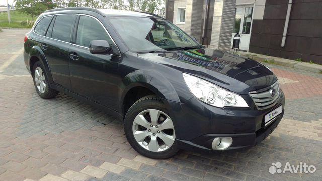 Subaru Outback, 2011 89386663275 купить 7