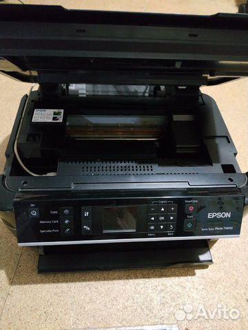 Epson TX650 Заправлен, печатает  89050790247 купить 2