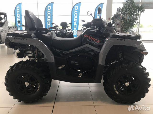Квадроцикл CF Moto X10 EPS 88792225000 купить 3
