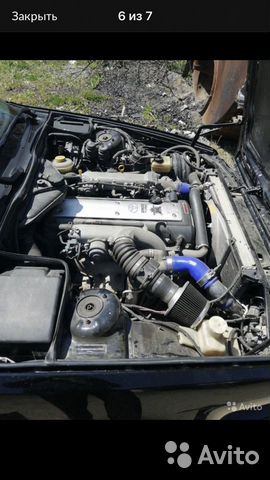 BMW 5 серия, 1993 89889106885 купить 7