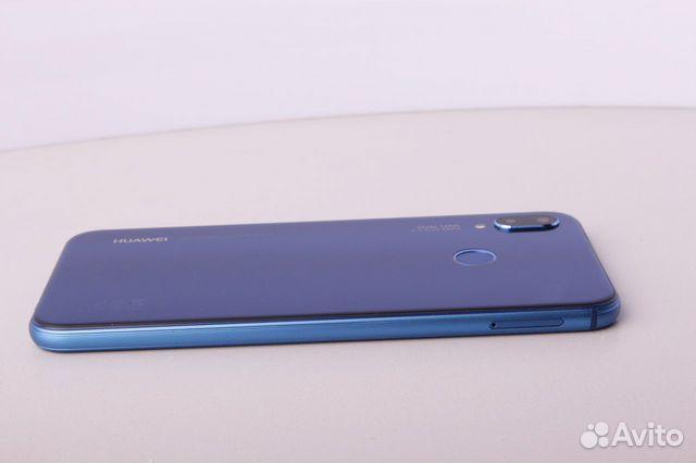 Телефон Huawei P 20 Lite 4/64Gb Blue